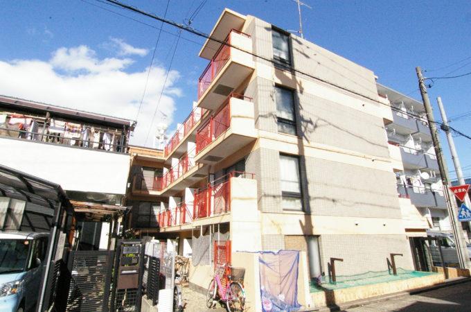 名古屋市中村区にある1棟マンション