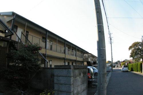 春日井市のアパート