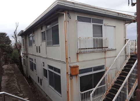 名古屋市千種区のアパート