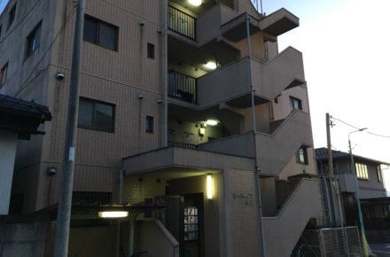 名古屋市守山区の一棟マンション