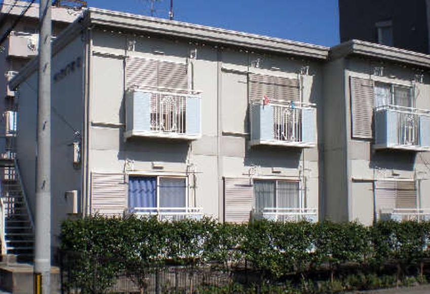 岡崎市末広町のアパート
